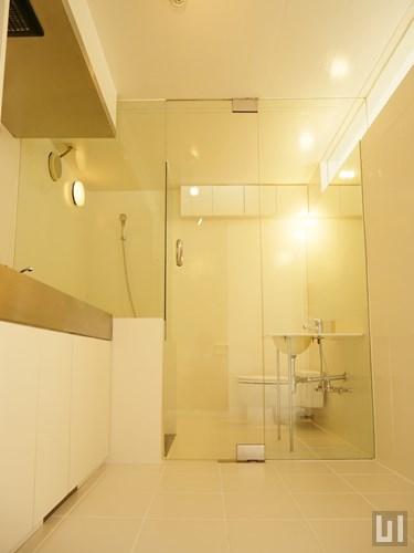 303号室 - キッチン・サニタリー