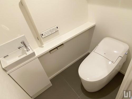 Jaタイプ - トイレ
