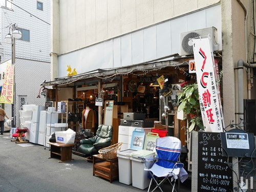 JUNGLE STOCK TOKYO 西小山店