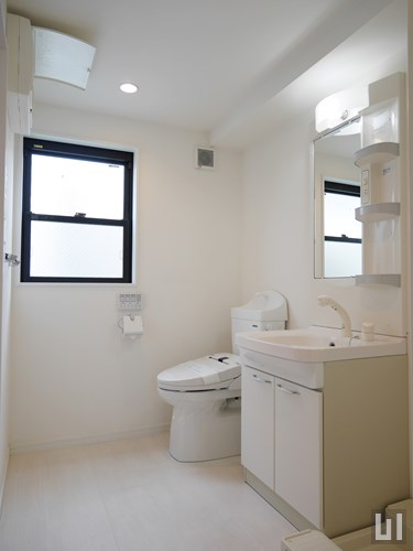 1R 26.61㎡+ロフト11.93㎡タイプ - 洗面室