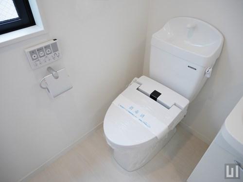 1R 26.61㎡+ロフト11.93㎡タイプ - トイレ