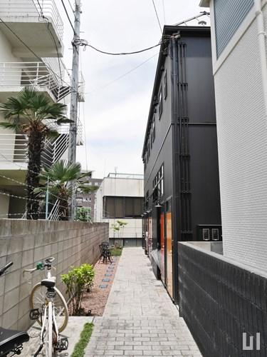 KAGURAZAKA-my アパート外観