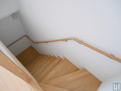 1LDK 50.40㎡タイプ - 階段