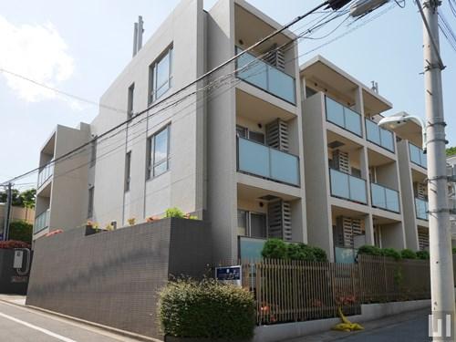柿の木坂イースト - マンション外観