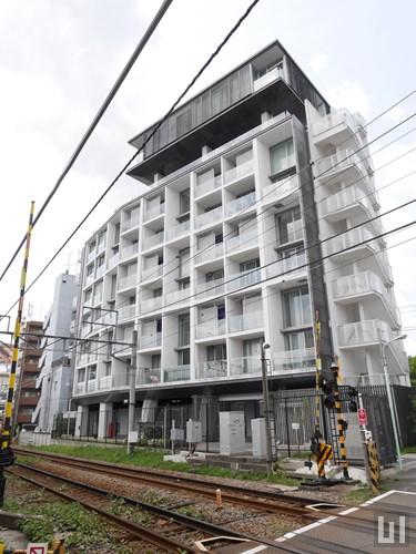 Kamiikedai 2155 - マンション外観