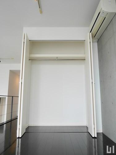 Rタイプ - 洋室・クローゼット
