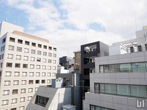 Rタイプ - 10階バルコニーからの眺め