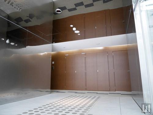 KDX大伝馬レジデンス - エントランスホール