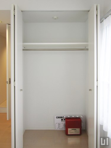 1R 38.38㎡タイプ - 洋室・クローゼット