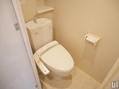Cタイプ - トイレ