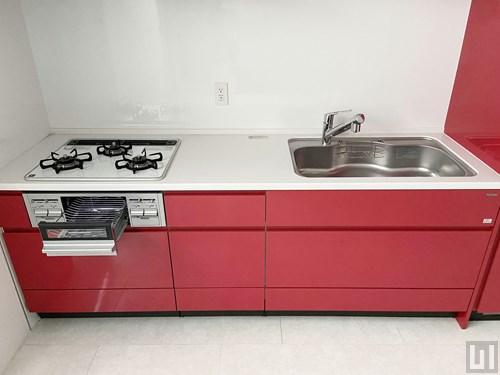 1LDK 107.31㎡タイプ - キッチン