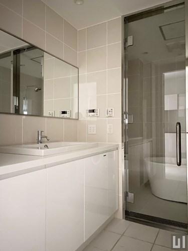 1LDK 107.31㎡タイプ - 洗面室