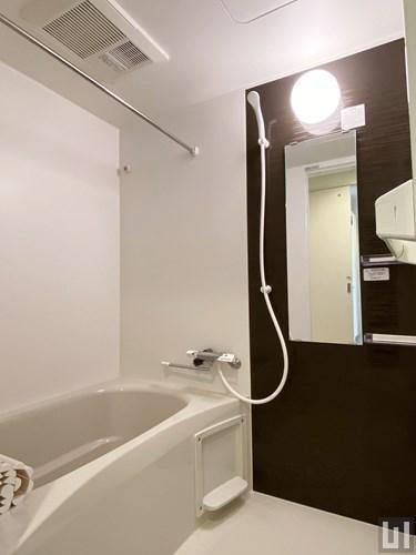 1K 26.98㎡タイプ - バスルーム