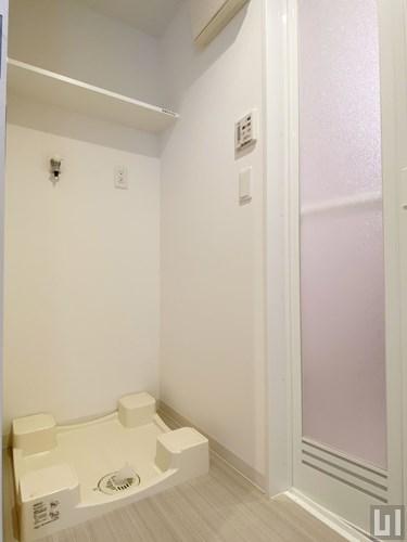 1K 26.98㎡タイプ - 洗濯機置き場