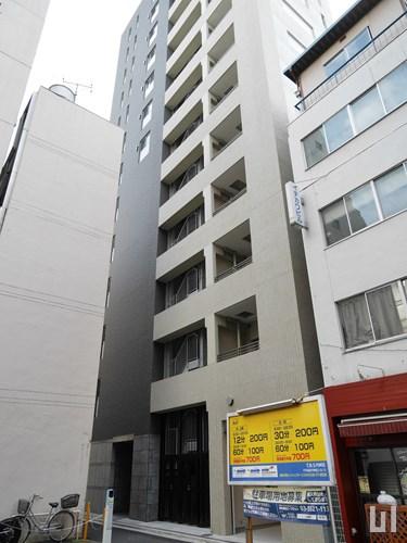 KDXレジデンス神田 - マンション外観
