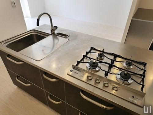 2LDK 54.4㎡タイプ - キッチン