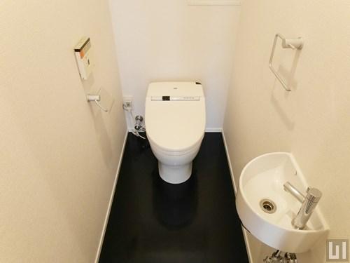 2LDK 54.4㎡タイプ - トイレ