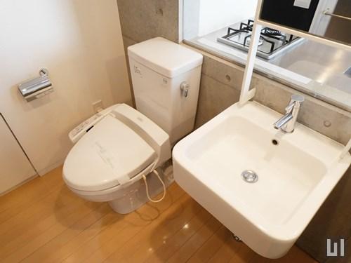 1R 27.17㎡タイプ - 洗面室