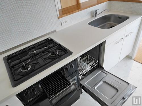 1LDK 52.39㎡タイプ - キッチン