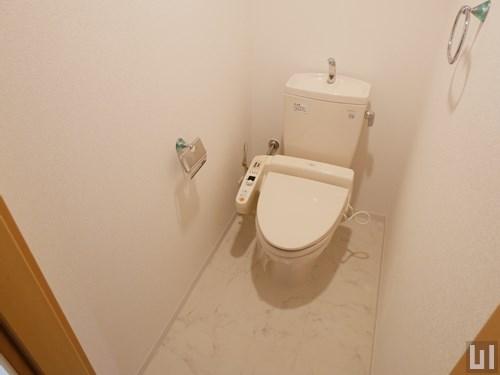 1R 46.66㎡タイプ - トイレ