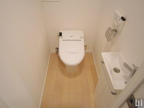 F1タイプ - トイレ