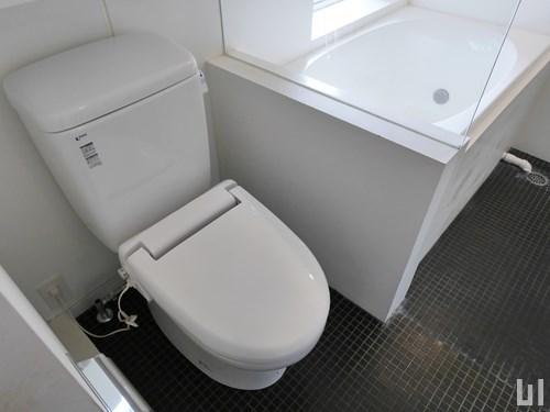 1DK 37.72㎡タイプ - トイレ