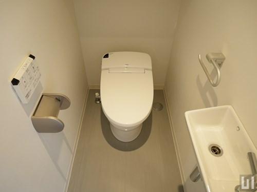 1LDK 65.81㎡タイプ - トイレ