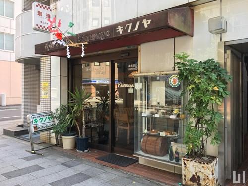 キクノヤコーヒー店