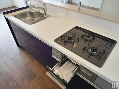 2LDK 60.6㎡タイプ - キッチン