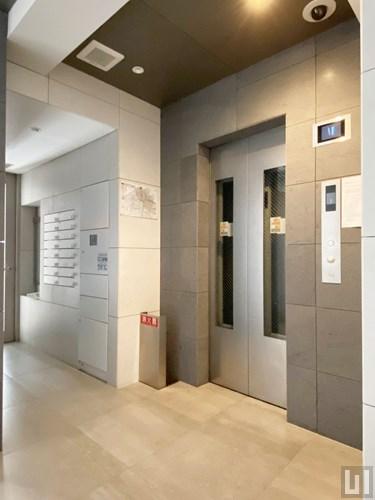 エレベーター・宅配ボックス