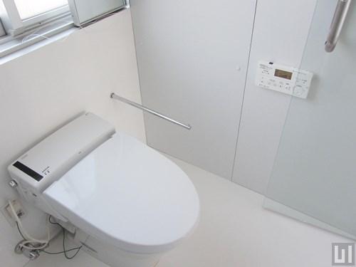 1R 35.12㎡タイプ - トイレ