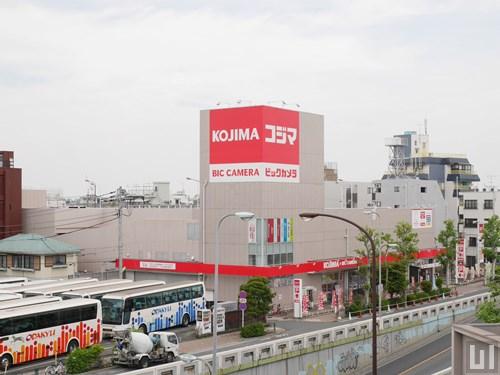 コジマ×ビックカメラ若林店