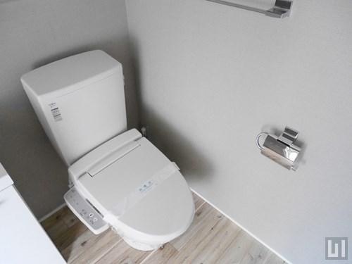 1R 26.90㎡タイプ - トイレ