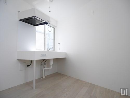 1LDK 47.21㎡タイプ - 洋室・キッチン