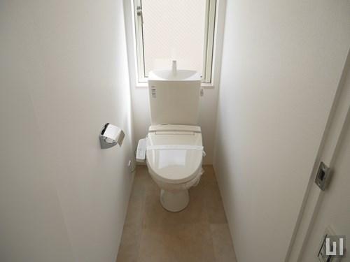 1LDK 47.21㎡タイプ - トイレ