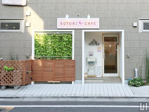 ことりカフェ 上野本店