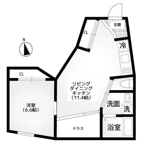 kotoriku - 間取り図