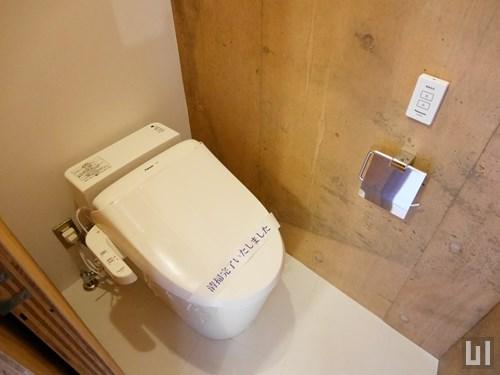 1LDK 40㎡タイプ - トイレ