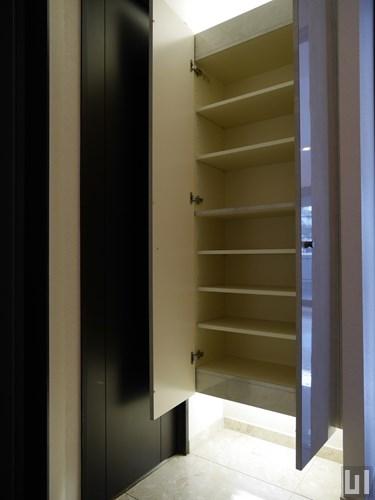 1LDK 68.11㎡タイプ - 玄関・下足入れ