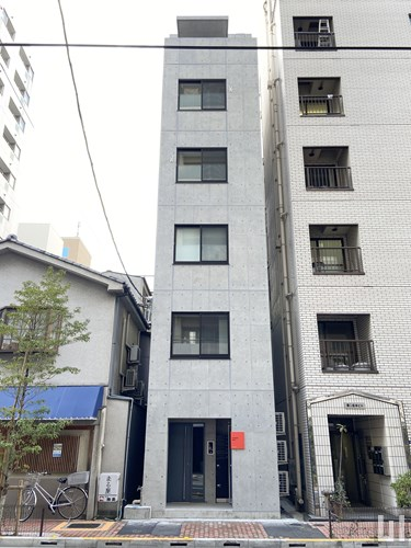 KUNSHI-RAN - マンション外観