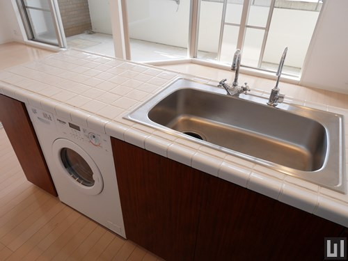 Eタイプ - キッチン・洗濯機