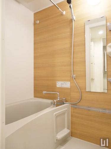 1LDKメゾネット 39.09㎡タイプ - バスルーム