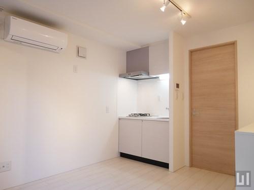 1R 21.09㎡タイプ - 洋室・キッチン