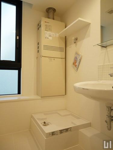 2LDK 60.88㎡タイプ - 洗面室