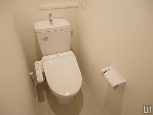 2LDK 60.88㎡タイプ - トイレ