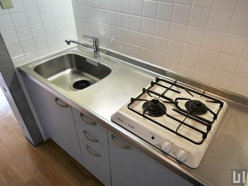 1R 30.28㎡タイプ - キッチン