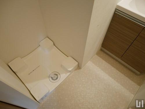 Aタイプ - 洗濯機置き場
