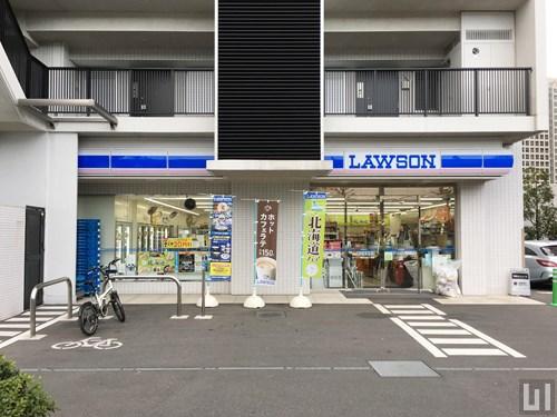 ローソン 東品川五丁目店