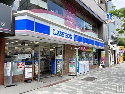 ローソン 岩本町三丁目店
