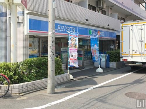 ローソン 目黒東山店